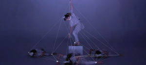 Daito Manabe: arte con inteligencia artificial.