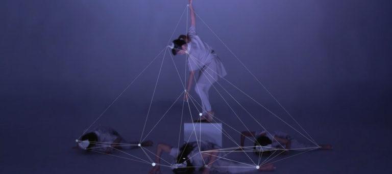 Daito Manabe: Danza con algoritmos + drones.