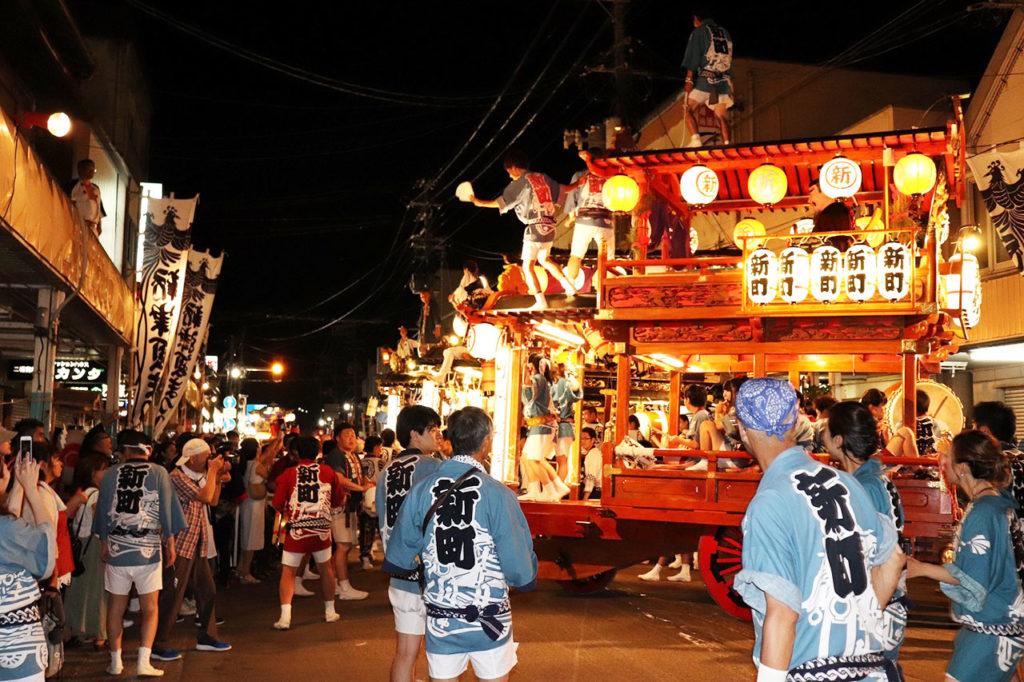 Viajar a Japón por negocios o turismo: verano.