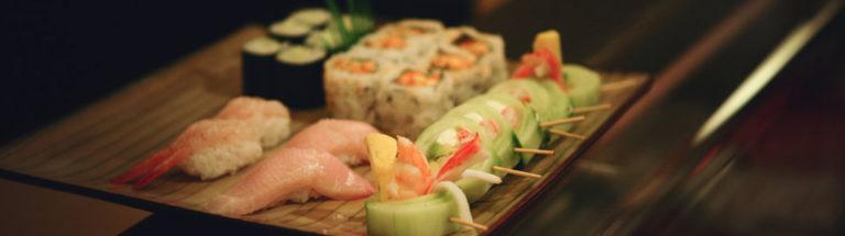 Networking + Cultura y cocina japonesa.